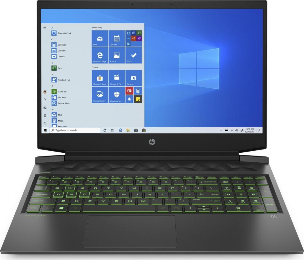 Laptop HP Pavilion Gaming 16-a0032nw (2P7L5EA) 1