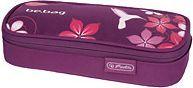 Piórnik Herlitz Soft Case be.bag cube Free Bird Fiolet (11410594) 1
