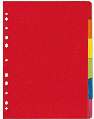 Herlitz Przekładki kartonowe A4, 10 sztuk (11078086) 1