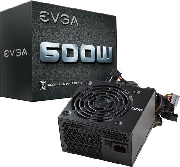Zasilacz EVGA 600W (100-W1-0600-K2) 1