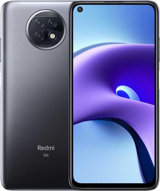 Smartfon Xiaomi Redmi Note 9T 5G 128 GB Dual SIM Czarny  (6934177727658) 1