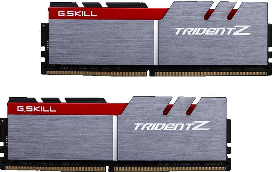 Pamięć G.Skill Trident Z, DDR4, 16 GB, 3200MHz, CL16 (F4-3200C16D-16GTZB) 1