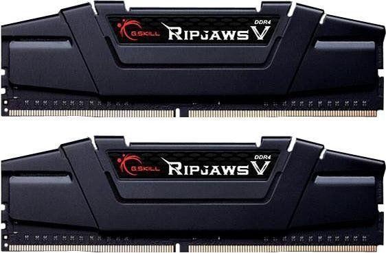 Pamięć G.Skill Ripjaws V, DDR4, 16 GB, 3200MHz, CL16 (F4-3200C16D-16GVKB) 1