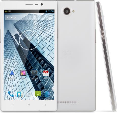 Smartfon Goclever 4 GB Dual SIM Biały  (GCFQUA600W) 1