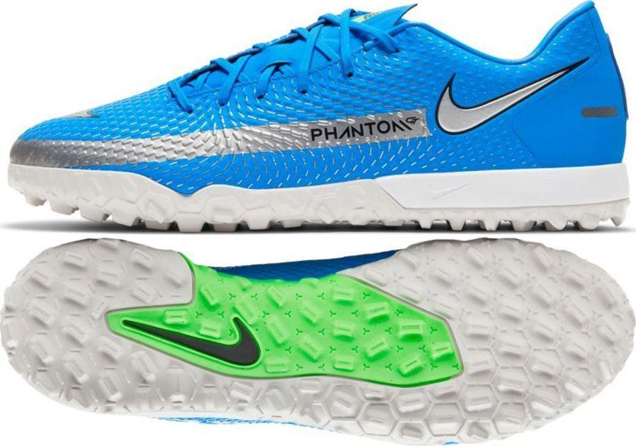 Nike Buty Nike Phantom GT Academy TF CK8470 400 CK8470 400 niebieski 42 1/2 1
