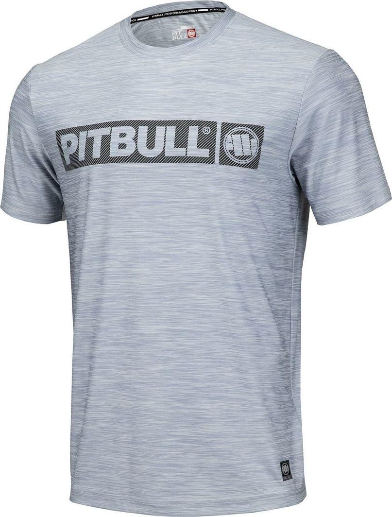 Pit Bull West Coast Koszulka Pit Bull Casual Sport Hilltop'20 - Szara XL 1