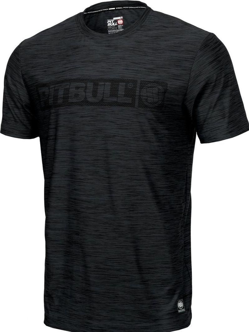 Pit Bull West Coast Koszulka Pit Bull Casual Sport Hilltop'20 - Czarny Melanż XXL 1