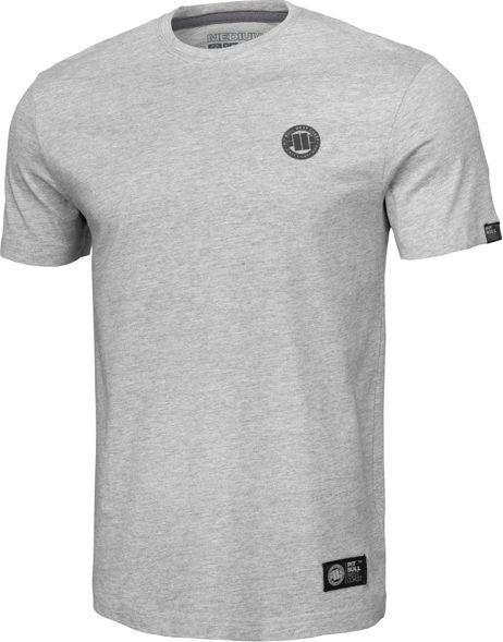 Pit Bull West Coast Koszulka Pit Bull Small Logo '20 - Szara 3XL 1