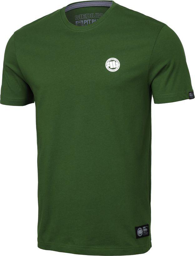 Pit Bull West Coast Koszulka Pit Bull Small Logo '20 - Zielona XL 1