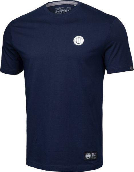 Pit Bull West Coast Koszulka Pit Bull Small Logo '20 - Granatowa XL 1