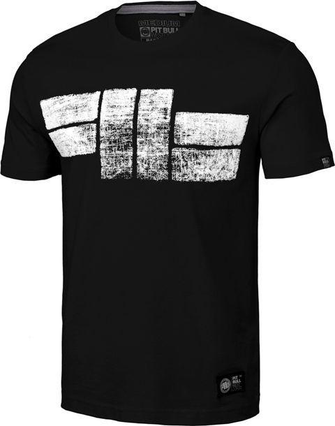 Pit Bull West Coast Koszulka Pit Bull Classic Logo '20 - Czarna M 1