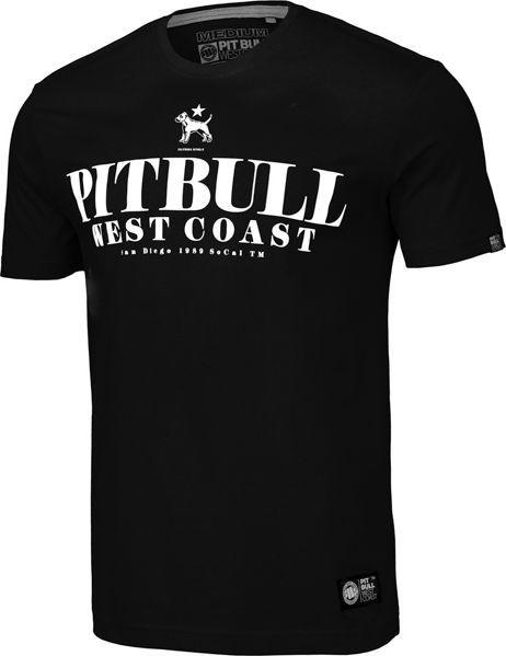 Pit Bull West Coast Koszulka Pit Bull Flamingo'19 - Czarna XXL 1