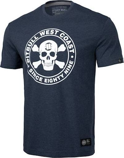 Pit Bull West Coast Koszulka Pit Bull Skull'19 - Chabrowa XXL 1