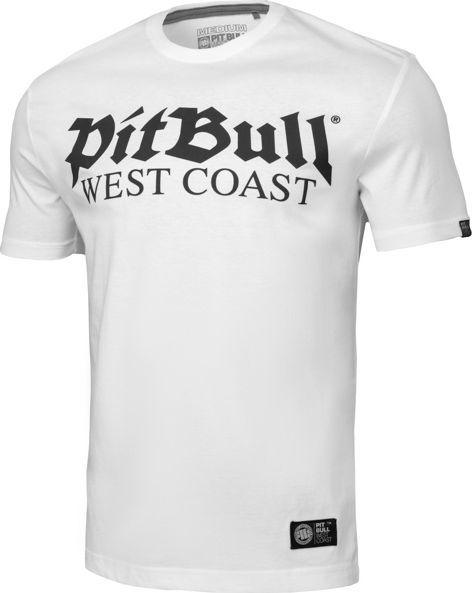 Pit Bull West Coast Koszulka Pit Bull Old Logo '20 - Biała XXL 1