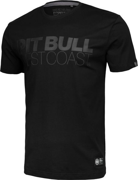 Pit Bull West Coast Koszulka Pit Bull Seascape '20 - Czarna M 1