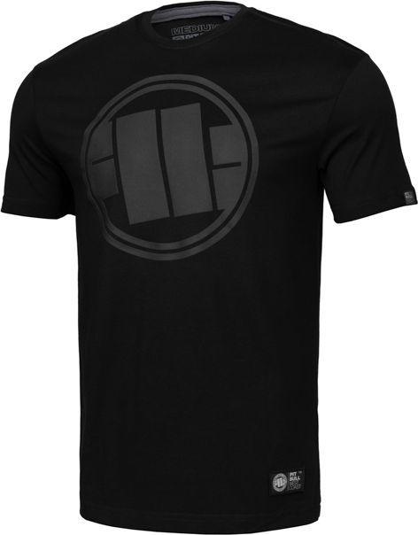 Pit Bull West Coast Koszulka Pit Bull One Tone Logo '20 - Czarna XL 1