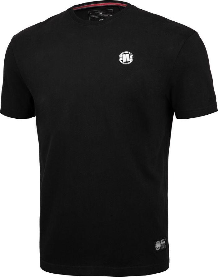 Pit Bull West Coast Koszulka Pit Bull Regular Fit 210 Small Logo '20 - Czarna M 1