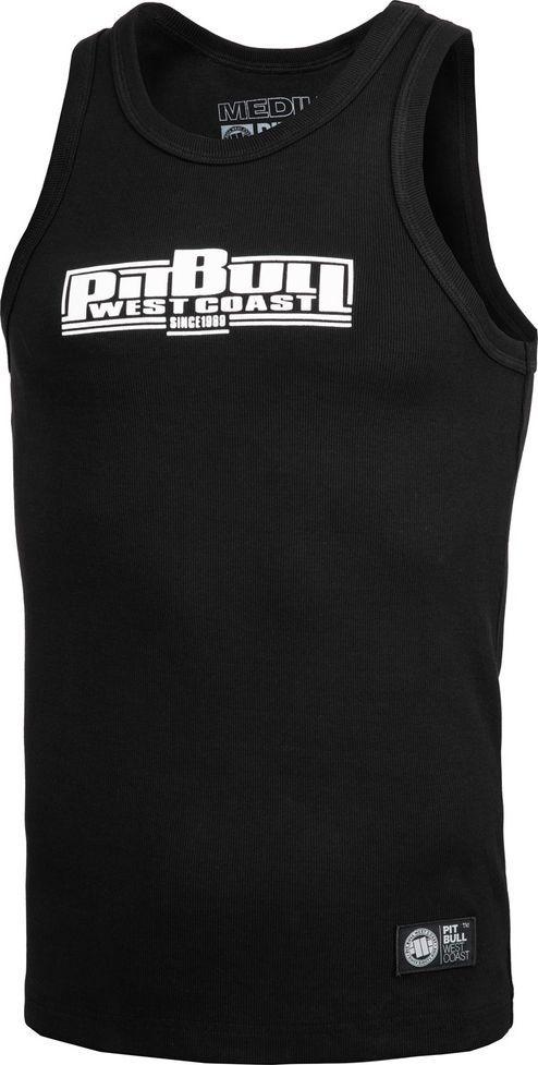 Pit Bull West Coast Tank Top Pit Bull Rib Boxing'20 - Czarny 3XL 1