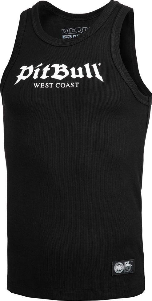 Pit Bull West Coast Tank Top Pit Bull Rib Old Logo'20 - Czarny S 1