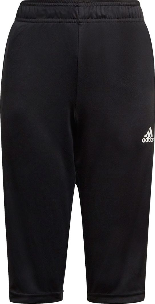 Adidas Spodnie adidas TIRO 21 3/4 Pant Junior GM7373 GM7373 czarny 164 cm 1