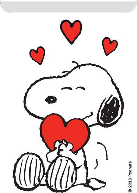 Kieszonka na kartę Snoopy 003 Snoopy biała 1