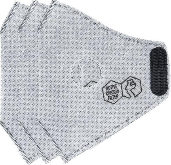 Filtr wymienny DRAGON. Filtr antysmogowy DRAGON N99 Casual II AC 3-Pack L 1