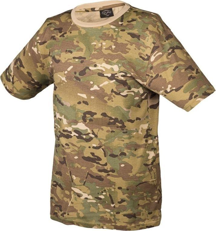 Mil-Tec t-shirt Mil-Tec Tarn multicam XL 1