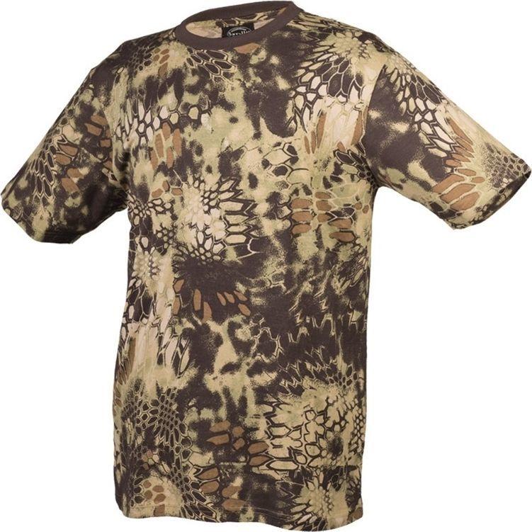 Mil-Tec t-shirt Mil-Tec Tarn mandra wood L 1