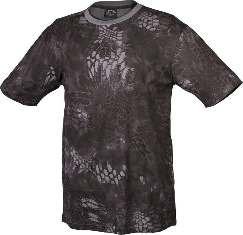 Mil-Tec t-shirt Mil-Tec Tarn mandra night M 1