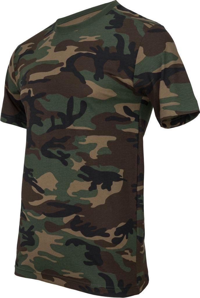 Brandit t-shirt BRANDIT Military Woodland 4XL 1