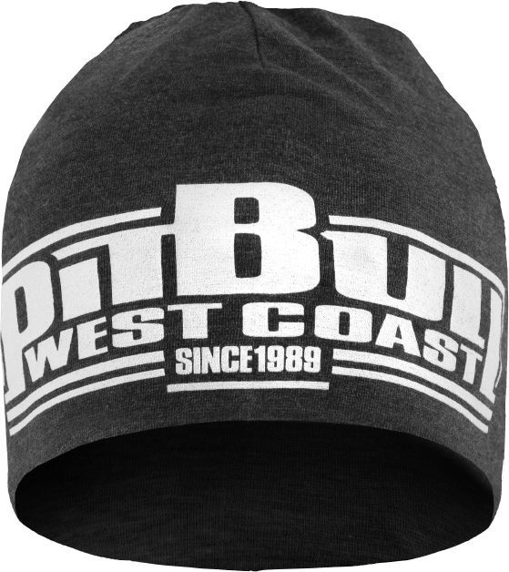 Pit Bull West Coast Czapka Pit Bull Classic Boxing 18 - Grafitowa UNIWERSALNY 1
