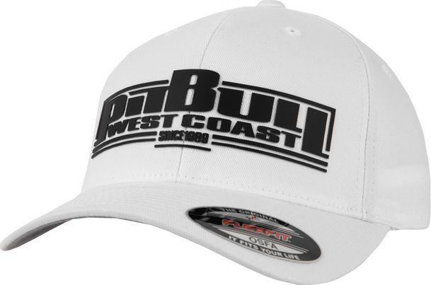 Pit Bull West Coast Czapka Pit Bull Full Cap Classic Boxing'20 - Biała L/XL 1