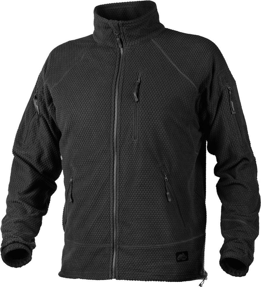 Helikon-Tex bluza Helikon Alpha TACTICAL Grid Fleece Jacket - czarny L 1