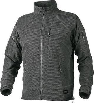 Helikon-Tex bluza Helikon Alpha TACTICAL Grid Fleece Jacket - shadow grey S 1