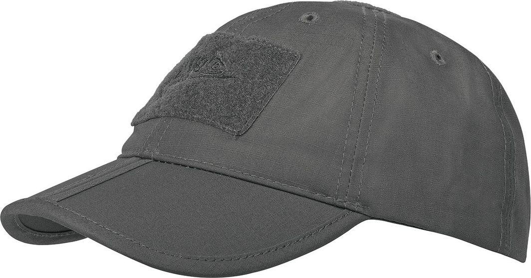Helikon-Tex czapka Helikon Baseball FOLDING Cotton ripstop shadow grey UNIWERSALNY 1