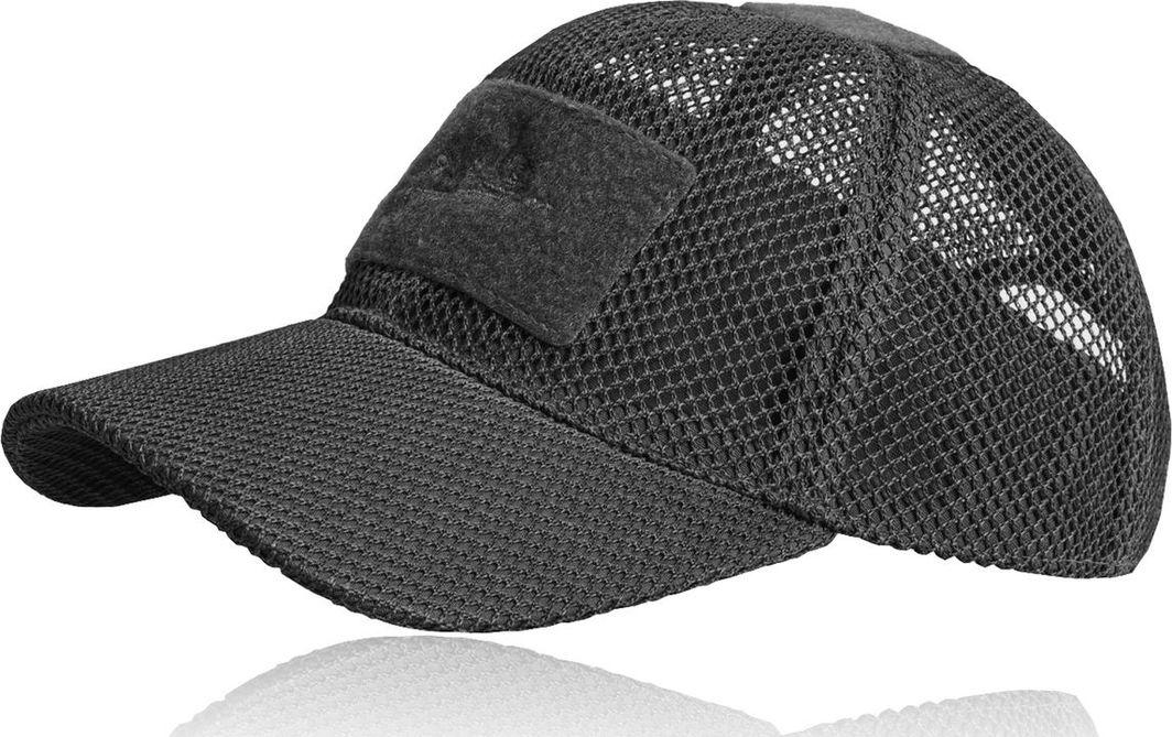 Helikon-Tex czapka Baseball Helikon Mesh czarna UNIWERSALNY 1