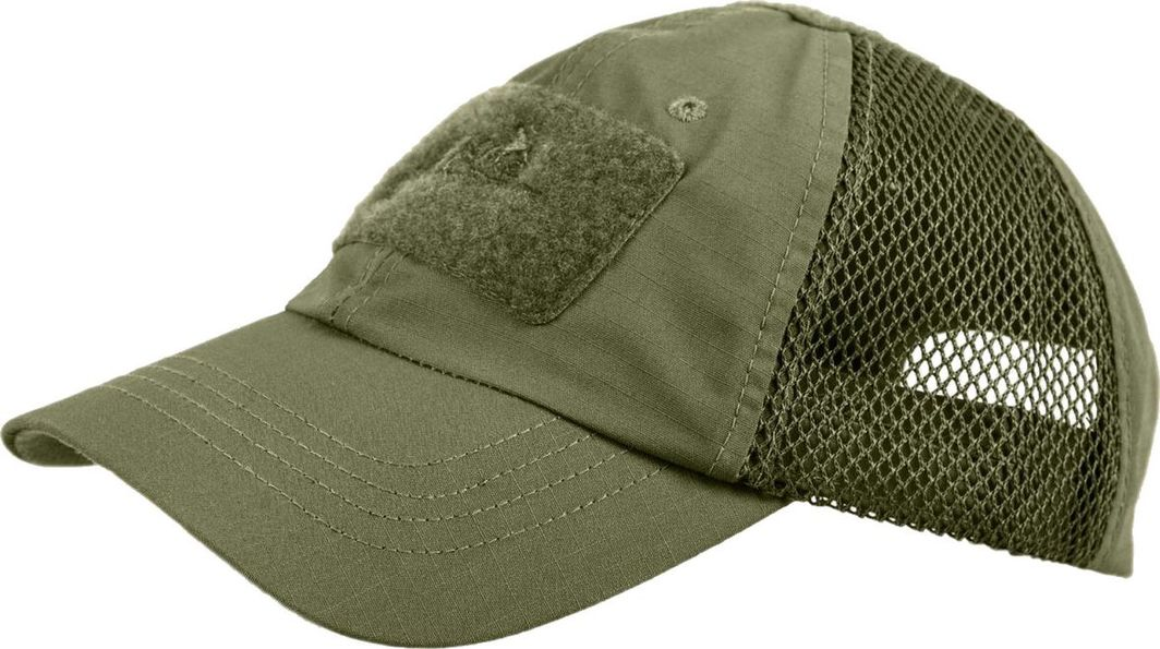 Helikon-Tex czapka Helikon Baseball VENT PolyCotton ripstop olive green UNIWERSALNY 1