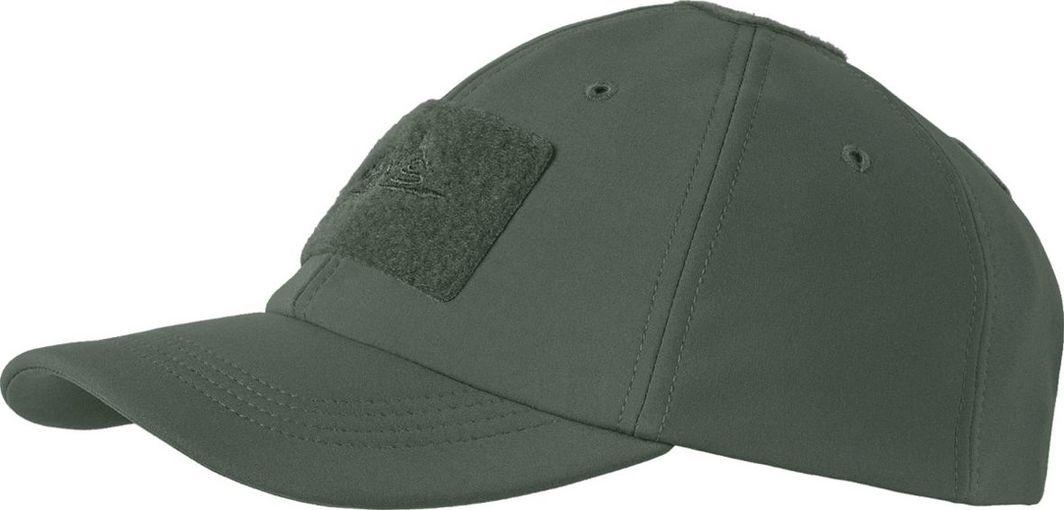 Helikon-Tex czapka Helikon Tactical Baseball Winter Cap Shark Skin jungle green UNIWERSALNY 1