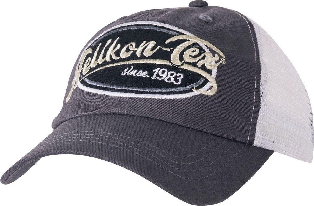 Helikon-Tex Czapka Helikon Trucker Logo Cap Cotton Twill - Shadow Grey UNIWERSALNY 1
