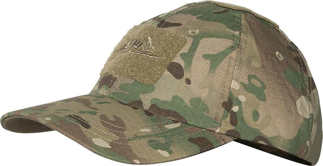 czapka Baseball Cotton ripstop Tactical Camo UNIWERSALNY 1