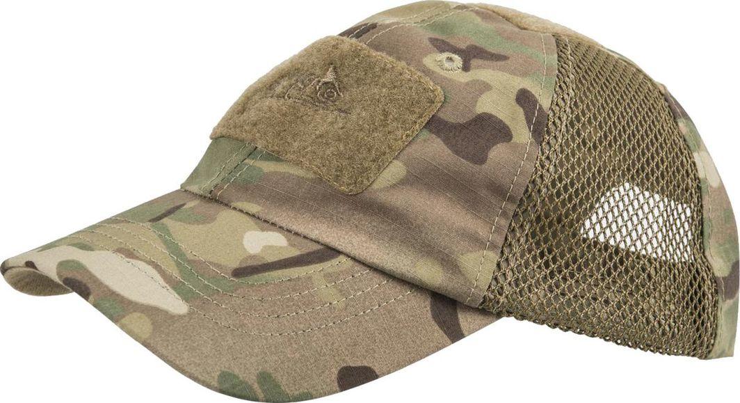 czapka Baseball VENT PolyCotton ripstop Tactical Camo UNIWERSALNY 1