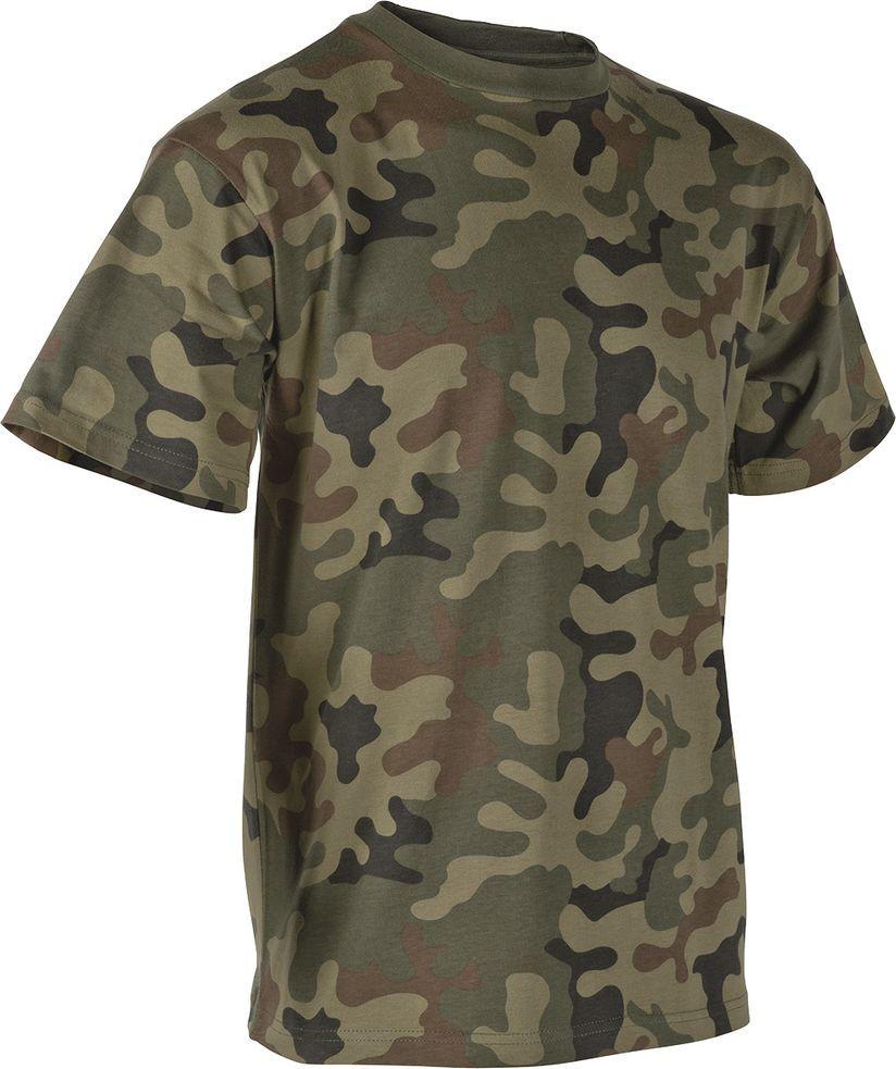 Helikon-Tex t-shirt Helikon cotton WZ.93 leśny M 1
