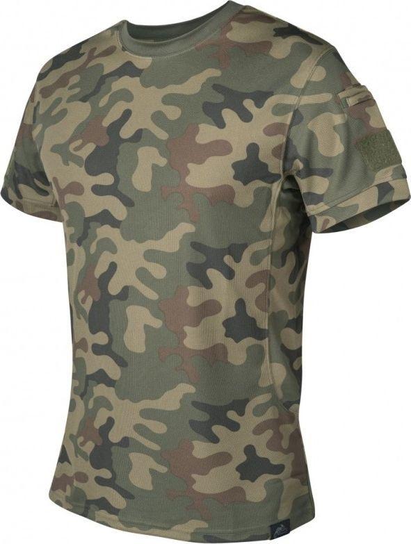 Helikon-Tex t-shirt taktyczny Helikon Tactical pl woodland L 1