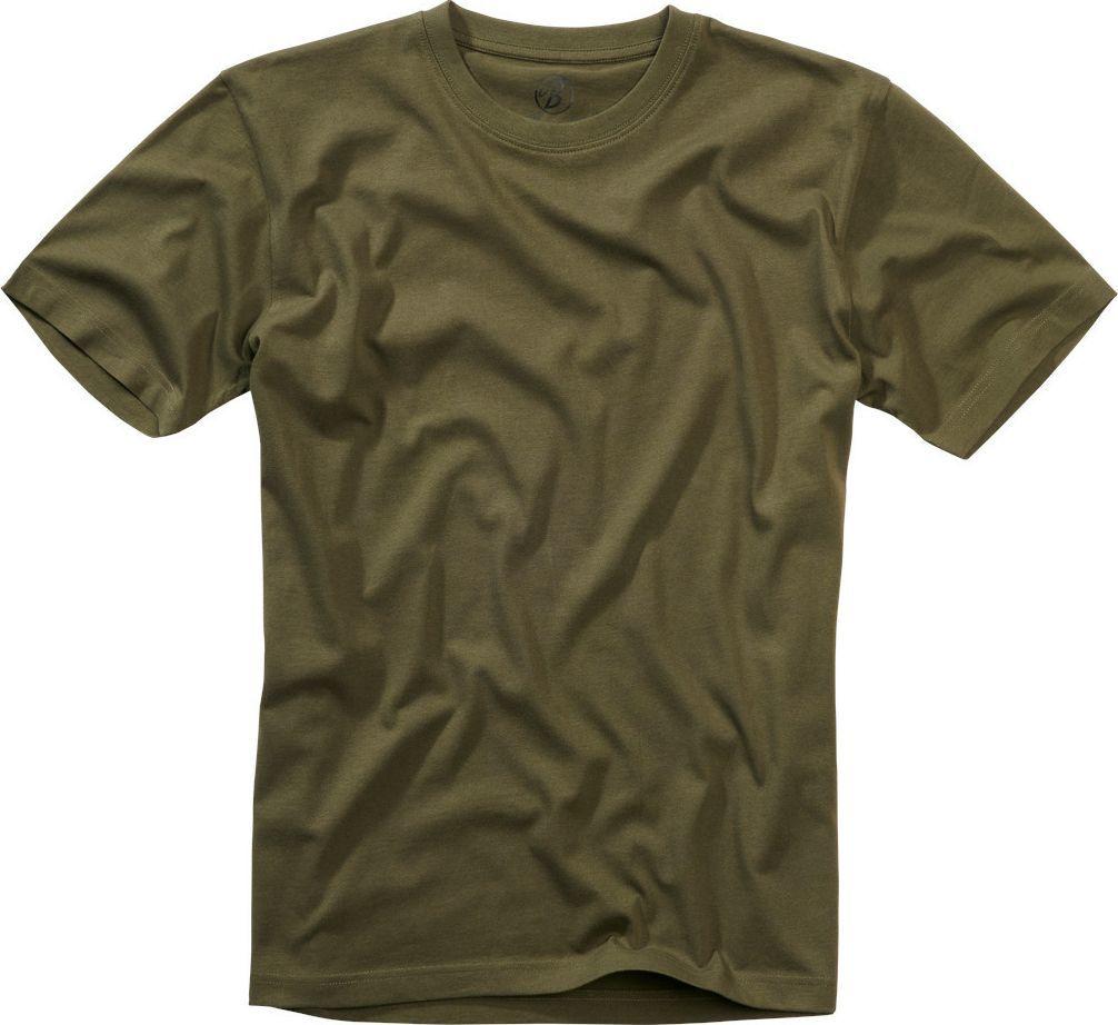 Brandit t-shirt BRANDIT Military Olive M 1