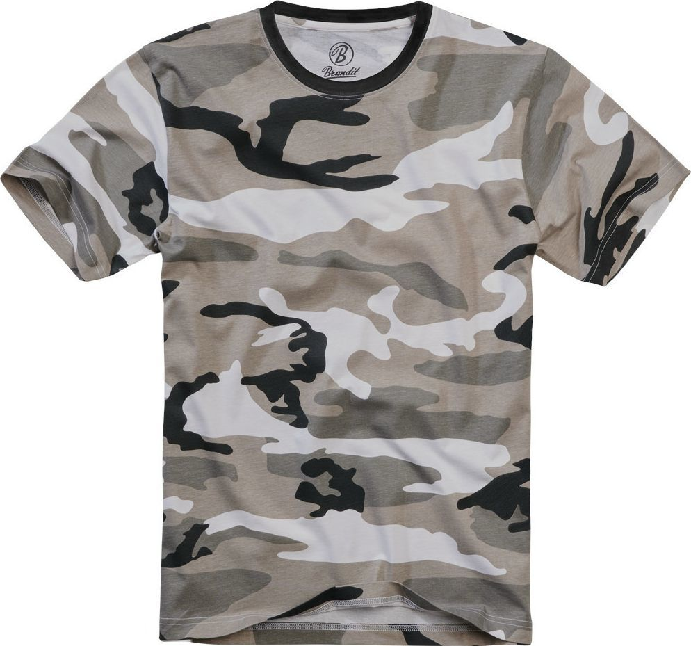 Brandit t-shirt BRANDIT Military Urban XXL 1
