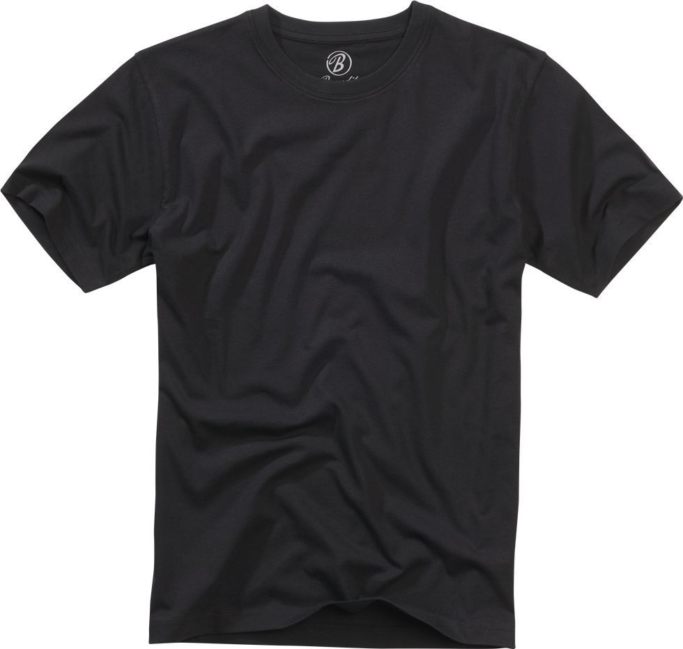 Brandit t-shirt BRANDIT Military Czarny 4XL 1