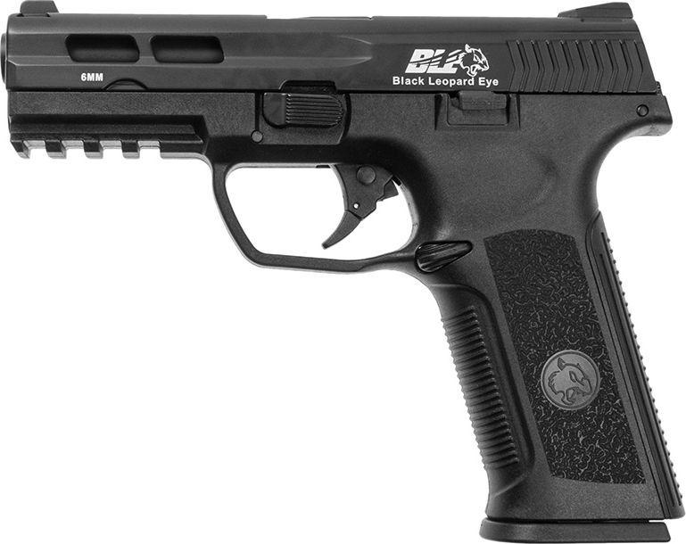 ICS Pistolet 6mm ASG ICS XAE Metal Slide Blow Back 1