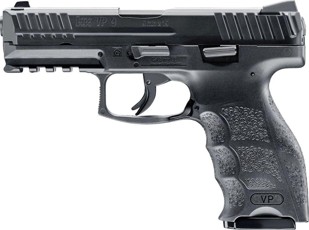 HECKLER&KOCH Pistolet 6mm Heckler&Koch VP9 GBB ASG CO2 1