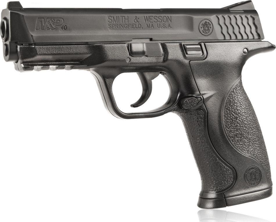SMITH&WESSON wiatrówka - pistolet SMITH & WESSON M&P 1