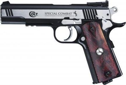 Colt wiatrówka - pistolet COLT SPECIAL COMBAT CLASSIC 1